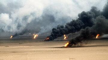 Persian Gulf War : A Prelude