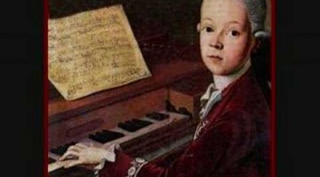 Famous Composers: Mozart