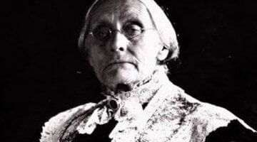 Susan B. Anthony, Suffragette Superhero