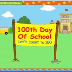 Starfall's 100th Day of School