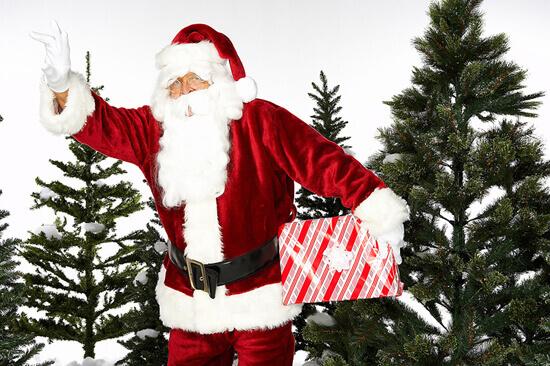 When to Start Watching Santa Claus Movies