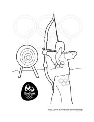 Archery Summer Olympics 2016