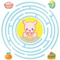 Baby Food Labyrinth