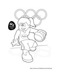 Basketball Summer Olympics 2016