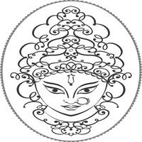 Durga Portrait