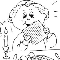 jewish » coloring pages » surfnetkids - Passover Coloring Pages Printable