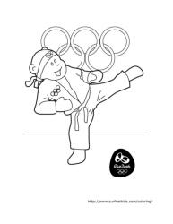 Judo Summer Olympics 2016