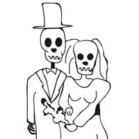 Married Skeletons