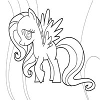 Pony With Wings