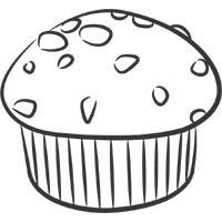 Scrumptious Muffin