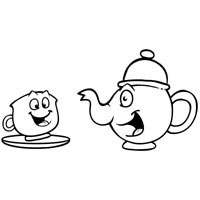 Silly Tea Time