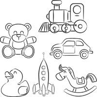Six Toys