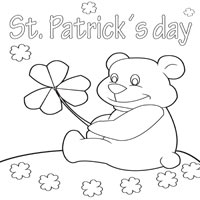 St. Patty's Teddy Bear