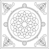 Star Pattern Design