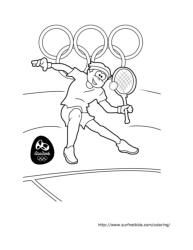 Tennis Summer Olympics 2016