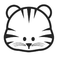 tiger coloring pages surfnetkids