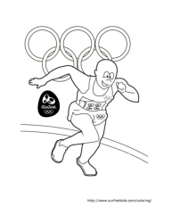 Track and Field Summer Olympics 2016