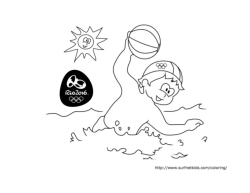 Water Polo Summer Olympics 2016