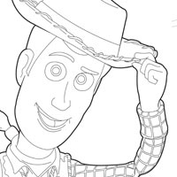 Woody Coloring Pages Surfnetkids