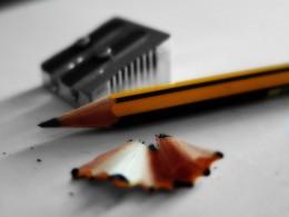 Apple Theme Pencil Holder