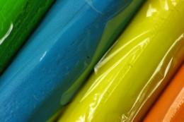 Polymer Clay Birdbath
