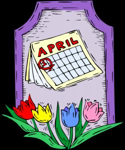 Happy April!