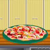 Pizza Prosciutto Milano