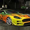 Aston Martin DB9 Puzzle
