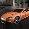 Aston Martin Vanquish Jigsaw