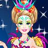 Barbies Fantastic Carnival Dress Up