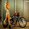 Bike Girl Jigsaw