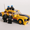 Lego Fireboys Car Jigsaw