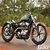 Retro Motorbike Jigsaw