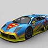 Super Hero Racing Car Jigsaw