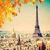Paris Eiffel Tower Jigsaw