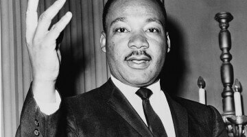 10 Facts About Dr. Martin Luther King, Jr.