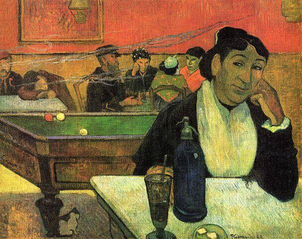 Night Cafe at Arles (1888)