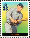 Baseball Legend US Stamp