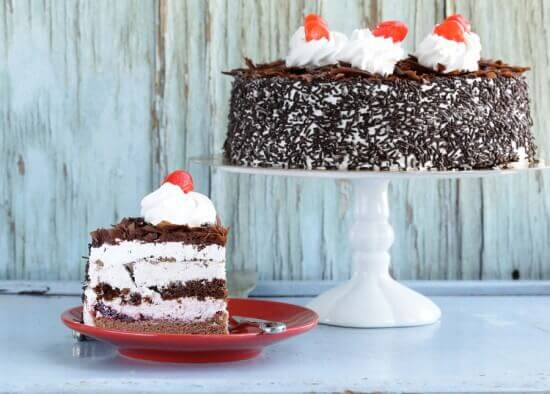 Awesome Decadent Black Forest Cake