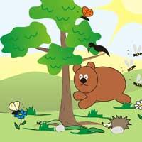 Bear and Tree
