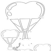Heart Air Balloons 1 – 15