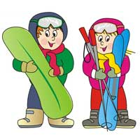 Snowboarder Differences