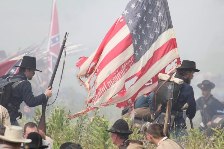 Civil War Battle of Gettysburg