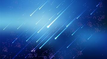 Meteors Rain