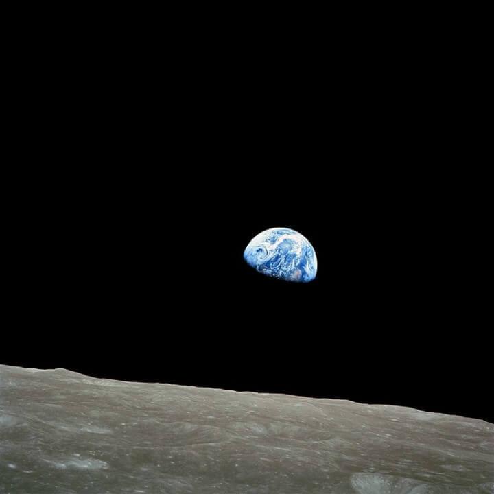 Px Nasa Apollo Dec Earthrise