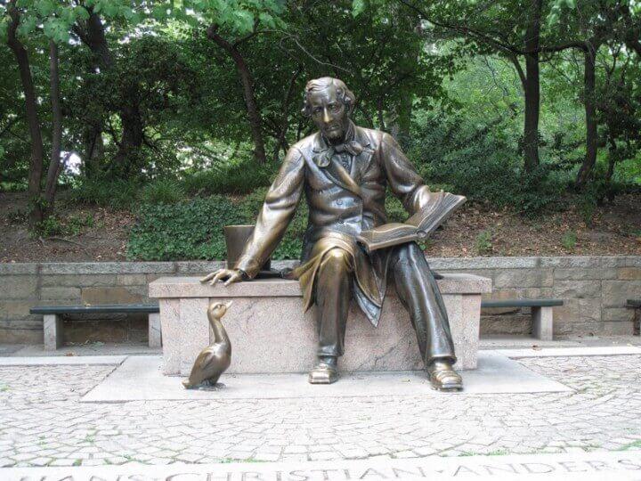Hans C Andersen