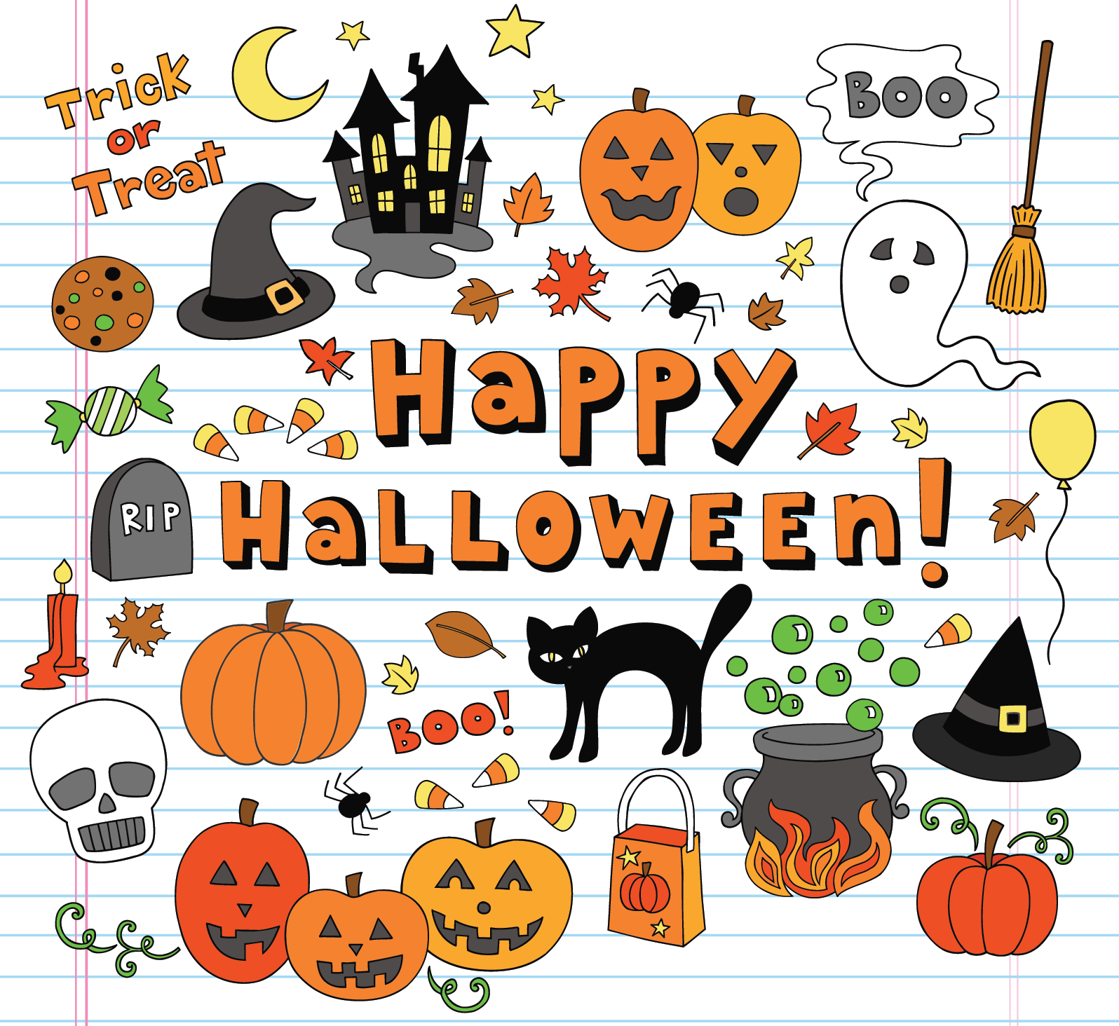 halloween writing prompts resources