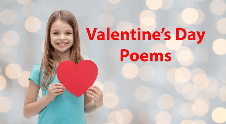 Poems for Valentines