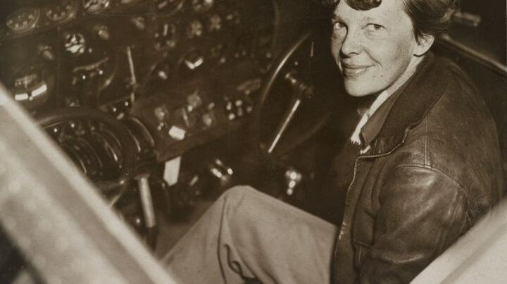Amelia Earhart 1937