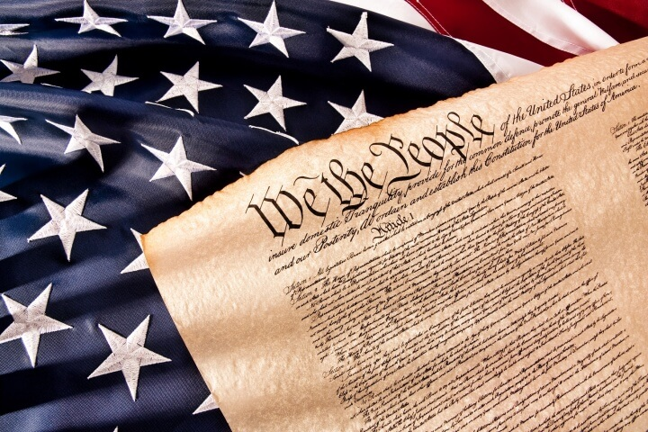 role of the u s constitution in The fundamental orders was the first complete constitution written on american  soil and is believed by historians to have impacted the u s.